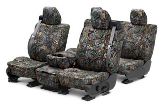 CalTrend® - Camouflage Custom Seat Covers