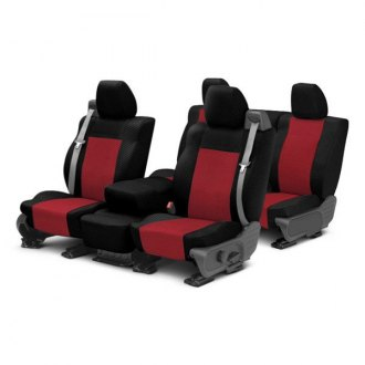 CalTrend® - Carbon Fiber Custom Seat Covers