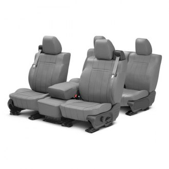 CalTrend® - Leather Custom Seat Covers
