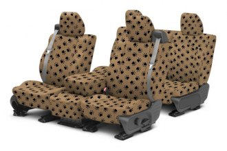 CalTrend® - Pet Print Custom Seat Covers