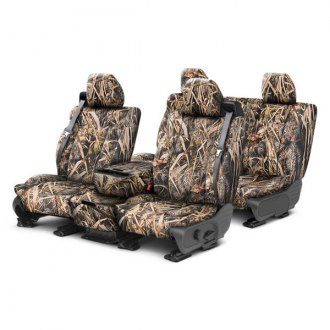 CalTrend® - Tough Camo Custom Seat Covers