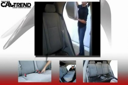 CalTrend® - 60/40 Custom Seat Covers Installation Video 602x420