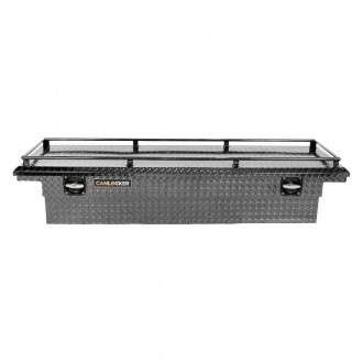 Cam-Locker® - Low Profile Single Lid Crossover Tool Box with Rail