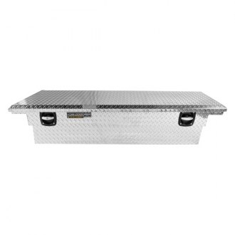 Cam-Locker® - King Size Extra Deep Low Profile Wide Single Lid Crossover Tool Box