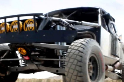 Camburg® Best in the Desert Silver State-300 Trophy Truck Test Session (Full HD)