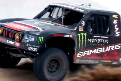 Camburg® General Tire Monster Energy Trophy Truck Spec Class (Full HD)