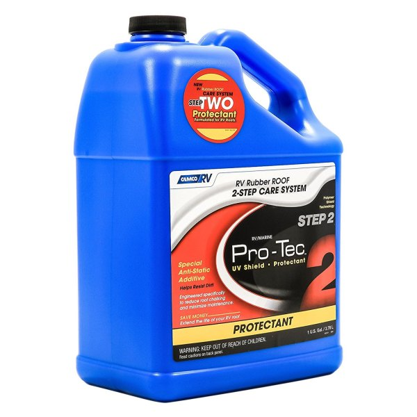 Camco 174 41448 Pro Tec Rv Rubber Roof Protectant