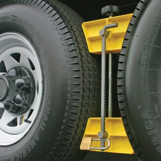 Camco® - Wheel Stop with Lock