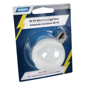 Camco® - 20-99 Replacement Light Bulbs