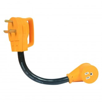 Camco® - Powergrip Dogbone Electrical Adapter