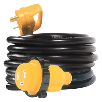 Camco® - Locking Electrical Adapter