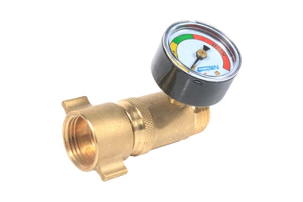 camco 40064 brass water pressure regulator without gauge. Black Bedroom Furniture Sets. Home Design Ideas