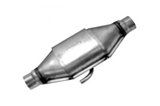 CanAmMex® 910300 - Thunderbolt™ Oval Catalytic Converter with Air Tube
