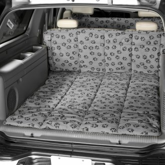 Canine Covers® - Crypton™ Paw Print Ash Cargo Liner