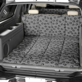 Image may not reflect your exact vehicle! Canine Covers® - Crypton™ Paw Print Fantom Cargo Liner