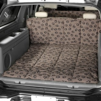 Image may not reflect your exact vehicle! Canine Covers� - Crypton� Paw Print Harlow Cargo Liner