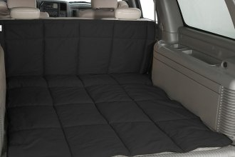 Canine Covers® DCL6256BK - Polycotton Black Cargo Liner
