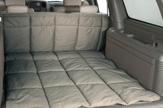Canine Covers® DCL6205CT - Polycotton Misty Gray Cargo Liner