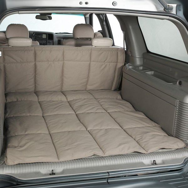 Image may not reflect your exact vehicle! Canine Covers® - Polycotton Wet Sand Cargo Liner