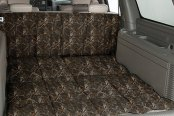 Image may not reflect your exact vehicle! Canine Covers® - True Timber™ Camo Print 3D Image Cargo Liner