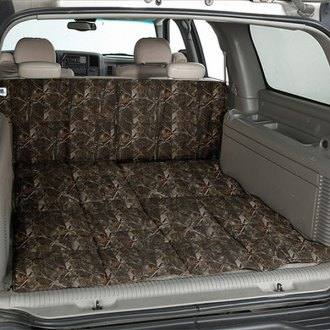 Image may not reflect your exact vehicle! Canine Covers� - True Timber� Camo Print 3D Image Cargo Liner