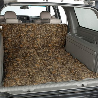Image may not reflect your exact vehicle! Canine Covers� - True Timber� Camo Print Conceal Brown Cargo Liner