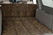 Image may not reflect your exact vehicle! Canine Covers® - True Timber™ Camo Print Conceal Green Cargo Liner