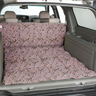 Canine Covers® - True Timber™ Camo Print Pink Camo Cargo Liner