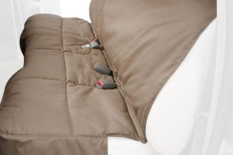 Canine Covers® - Polycotton Taupe Seat Protector
