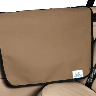 "Canine Covers® - 26"" Tan Dog Door Shield"