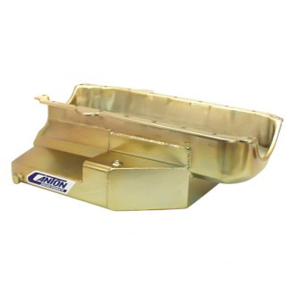 Canton Racing® - Circle Track Wet Sump Oil Pan