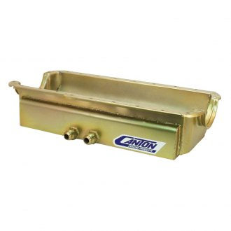 Canton Racing® - Circle Track Dry Sump Oil Pan