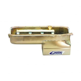 Canton Racing® - Drag Race Wet Sump Oil Pan