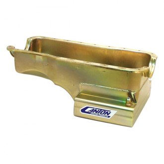 Canton Racing® - Street and Strip T-Style Wet Sump Oil Pan
