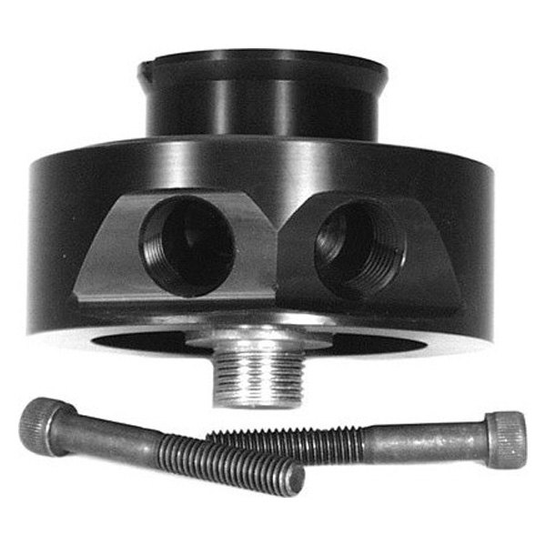 Canton Racing® - Oil Cooler Sandwich Adapter
