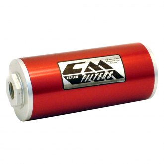 Canton Racing® - CM Inline Fuel Filter