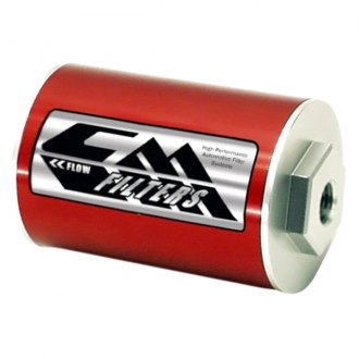 Canton Racing® - CM EFI In-Line Fuel Filter