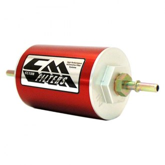 Canton Racing® - CM EFI Inline Fuel Filter