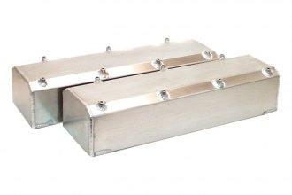 Canton Racing® - Fabbed Aluminum Valve Cover with Hardware