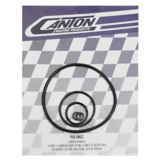 Canton Racing® - Replacement O-Ring Kit
