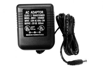 CarCapsule® - Indoor Replacement 110V - 100mA Power Supply