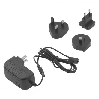 CarCapsule® - 120/240 Dual Voltage Transformer (4 Country Spade Adapters)