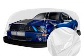Image may not reflect your exact vehicle! CarCapsule® - Indoor Bubble Car Cover