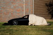 Image may not reflect your exact vehicle! CarCapsule® - Otdoor Bubble Car Cover