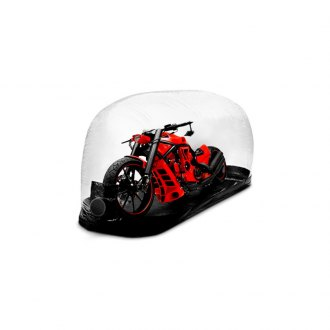 CarCapsule® - Indoor Bubble Motorcycle Cover