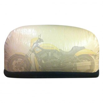 CarCapsule® - Outdoor Bubble Bike Cover