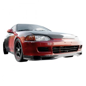Carbon Creations® - Spoon Style Style Carbon Fiber Front Lip Under Spoiler Air Dam
