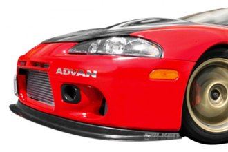 Carbon Creations® - Aero One Style Carbon Fiber Front Lip Spoiler