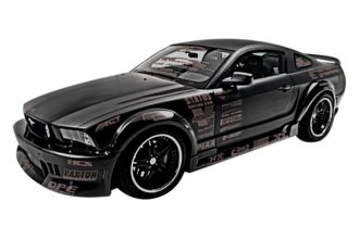 Carbon Creations® - Hot Wheels Style Carbon Fiber Wide Body Side Skirts
