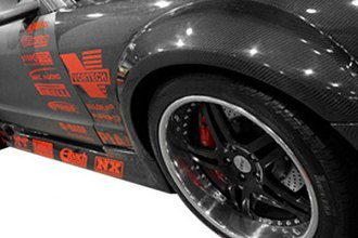 Carbon Creations® - Circuit Style Carbon Fiber Wide Body Front Fenders